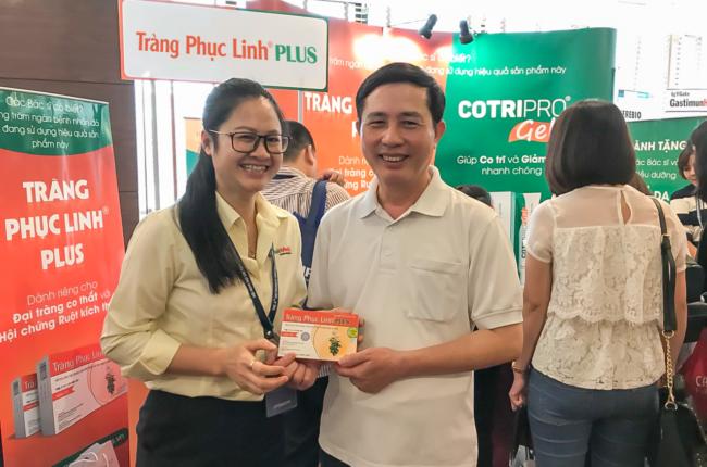 Tràng Phục Linh Plus tham dự Hội Nghị Nội Soi Tiêu Hóa Toàn Quốc Lần 4 tại Quảng Ninh