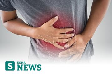 Soha.vn: Các cơn đau quặn bụng có phải triệu chứng điển hình của bệnh đại tràng co thắt?