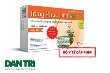 Dantri.com.vn: Thực hư công dụng hỗ trợ điều trị hội chứng ruột kích thích của Tràng Phục Linh Plus